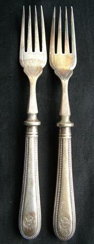 RAF Station Officers' Mess Forks