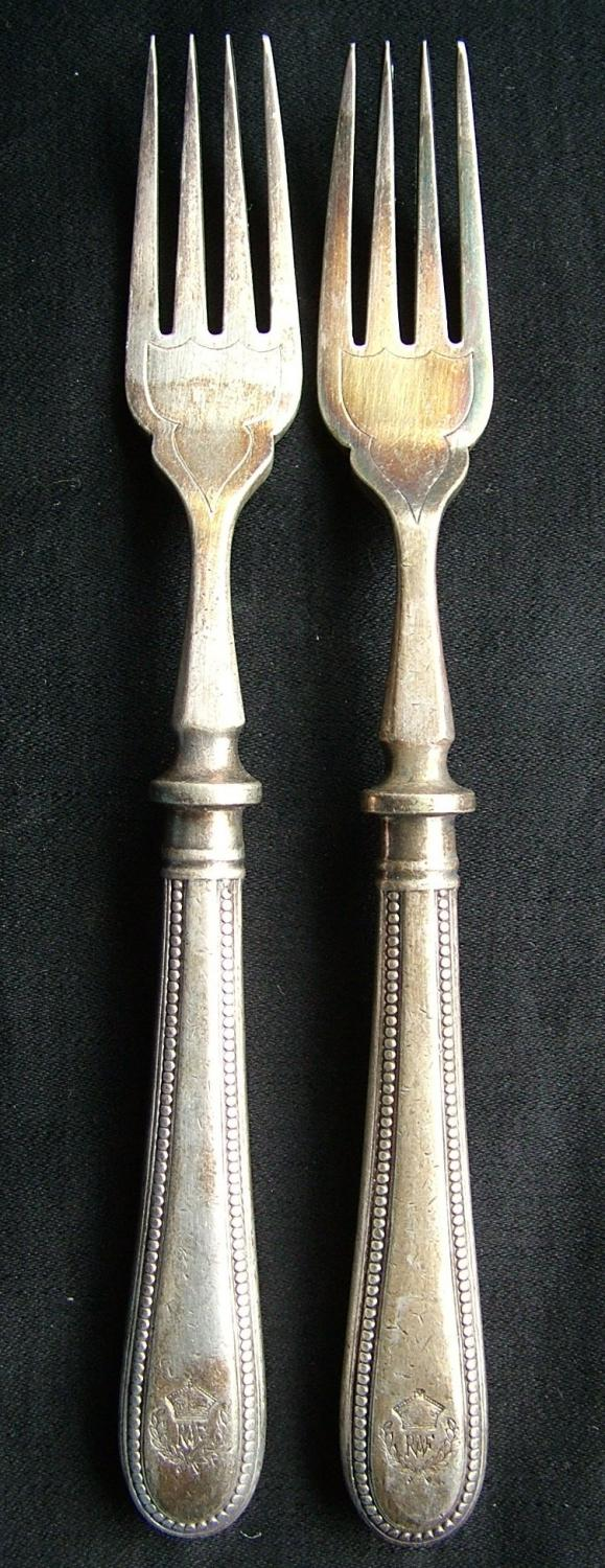 RAF Station Officers' Mess Forks