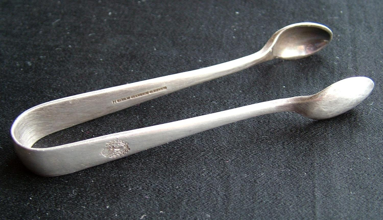 RAF Sugar Tongs