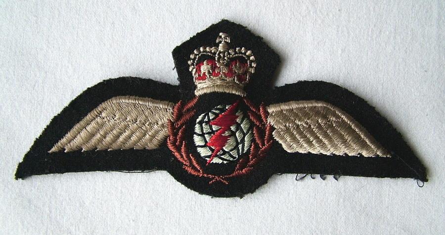 RCAF Navigator Wing