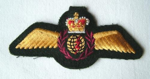 RCAF Navigator Wing - Tropical