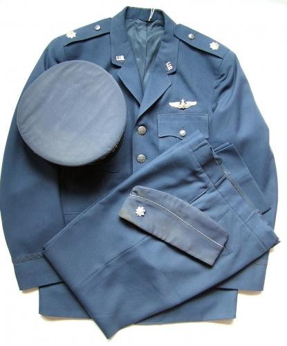 USAF Senior Pilot's Uniform