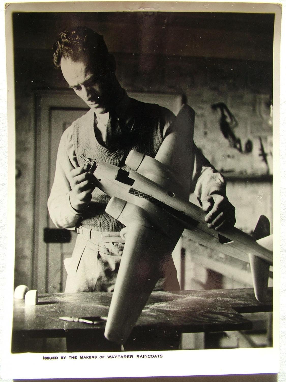 RAF War Work Photo