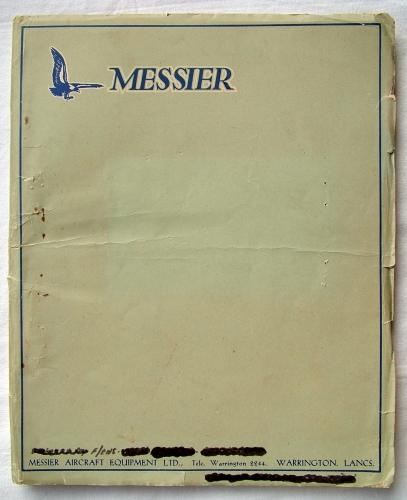 Handley Page Halifax Service Manual