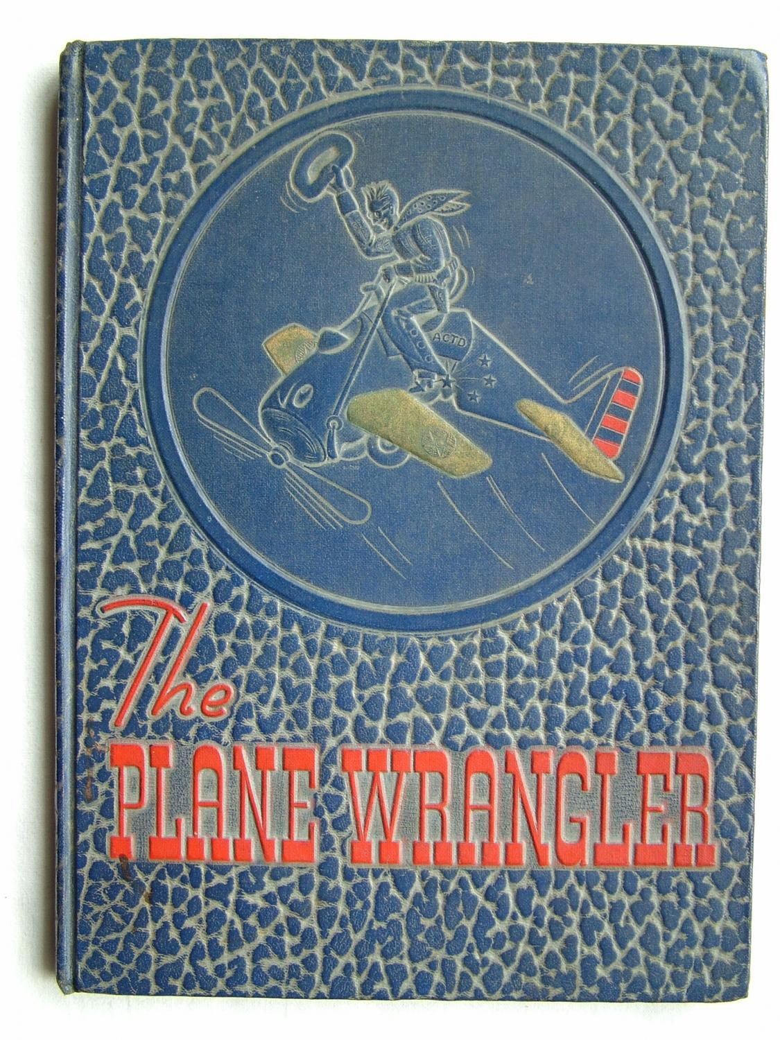 USAAF Cadet Classbook, West Point, 1942