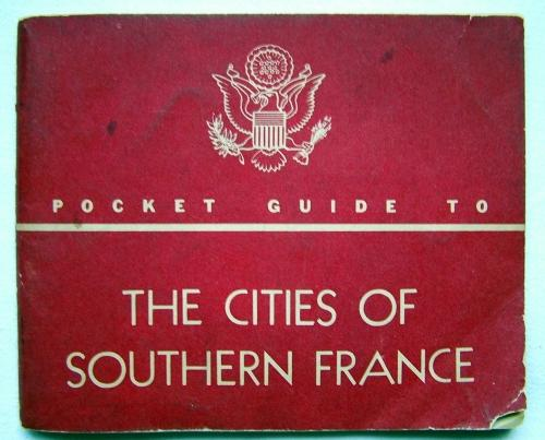 U.S. Army Pocket Guide - Southern France
