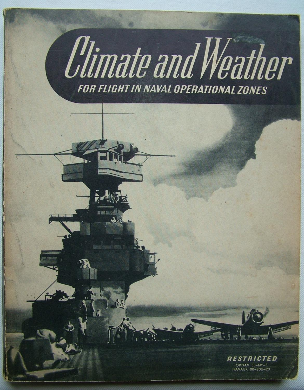 USN Climate & Weather Manual