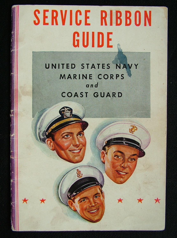 WW2 U.S. Services Ribbon Guide