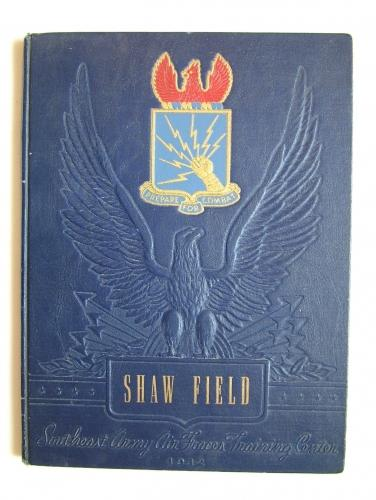 USAAF Shaw Field Yearbook, 1942