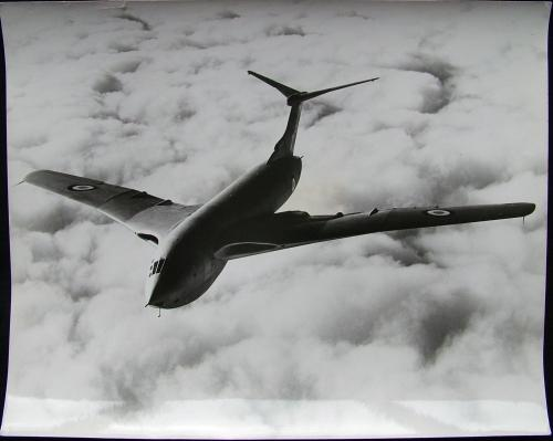 RAF / Handley Page Victor Photograph