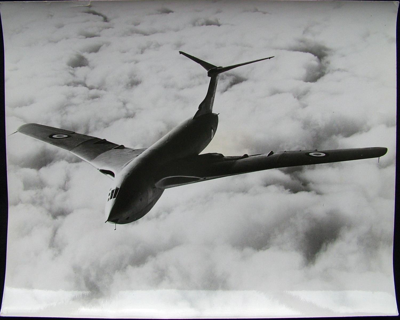RAF / Handley Page Victor Photograph