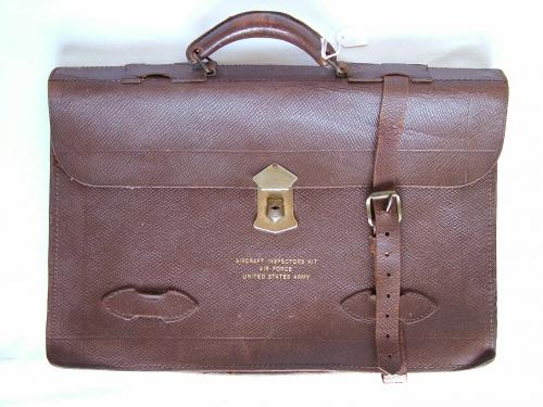USAAF Aircraft Inspectors Briefcase