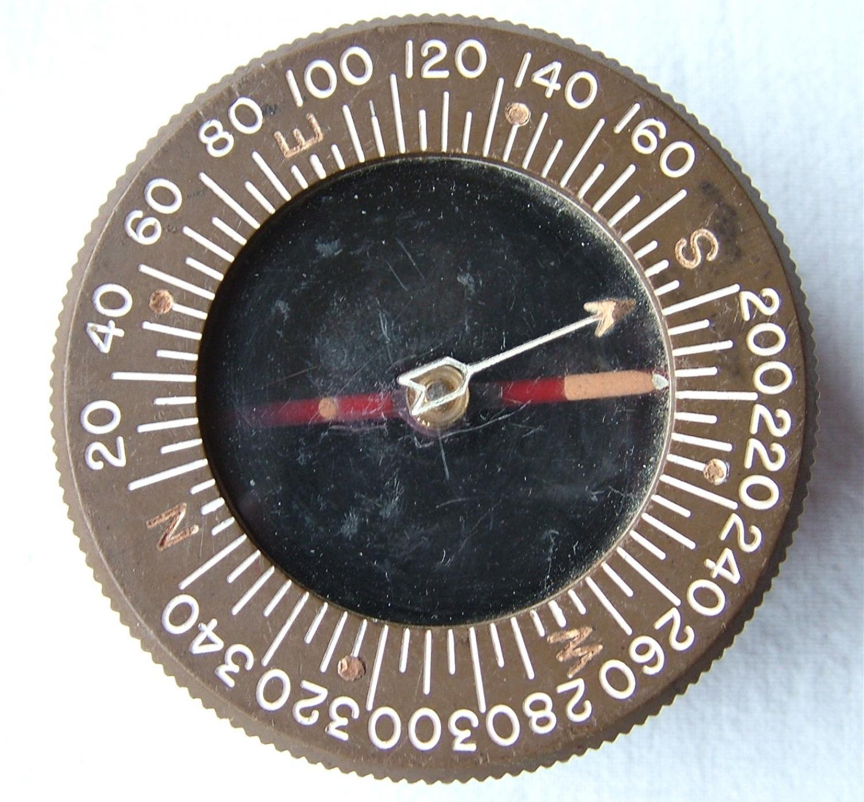 US Army Airborne Wristcompass