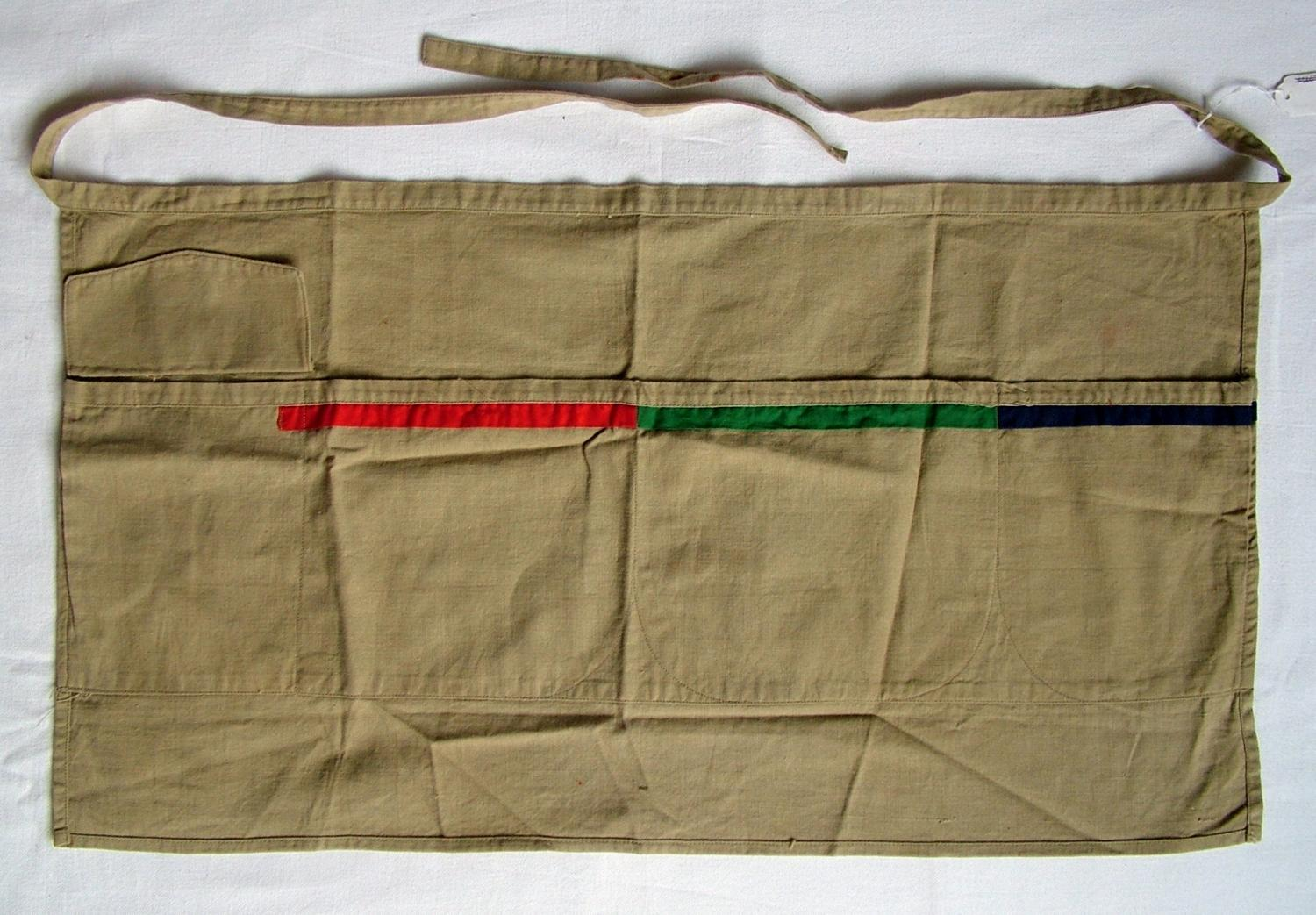 WAAC Fighter Control Apron