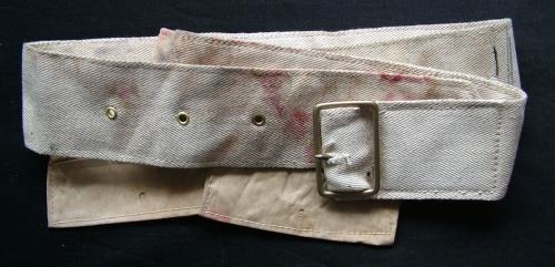 RAF Chemically Heated Belt