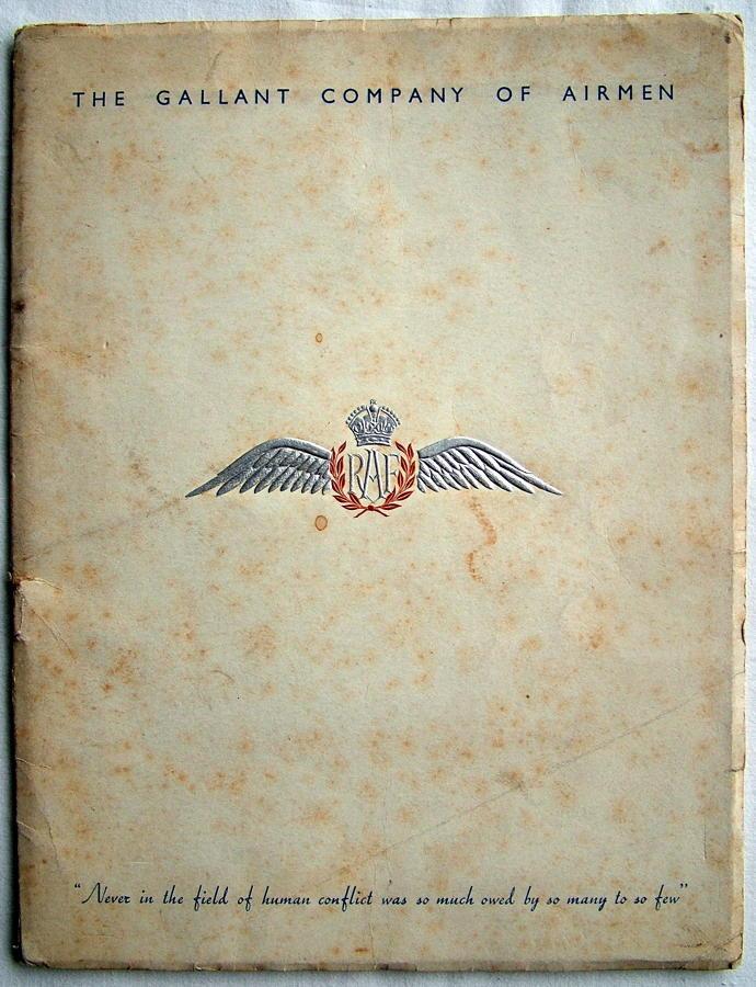 The Gallant Company Of Airmen