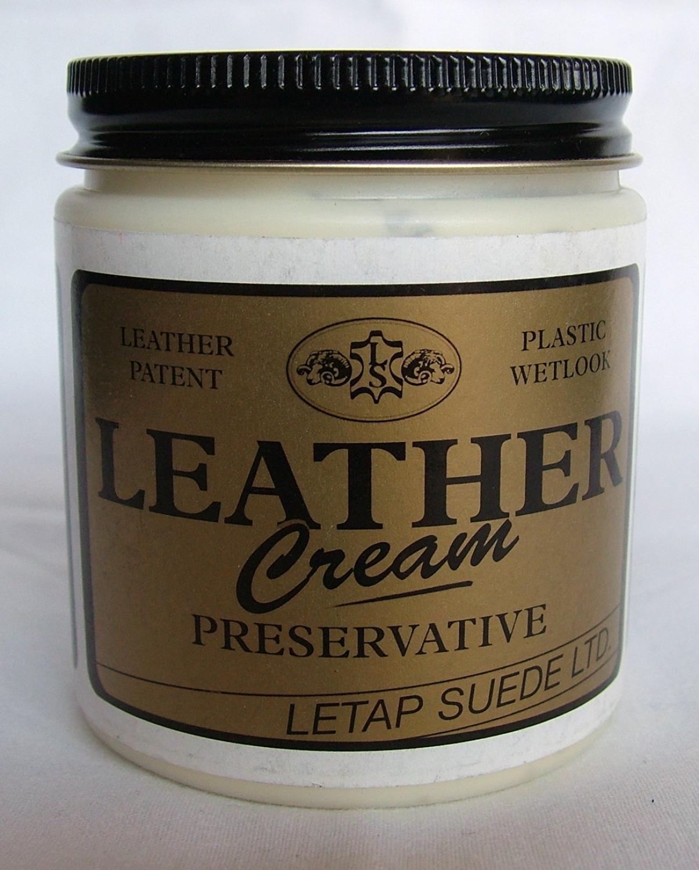 Leather Cream - Larger Jars