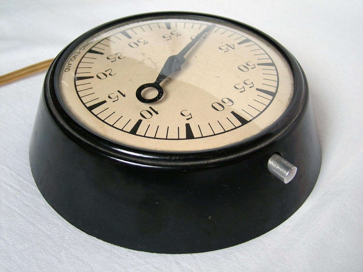 Miles Aircraft Limited Wall ClockTimer in Miscellaneous General
