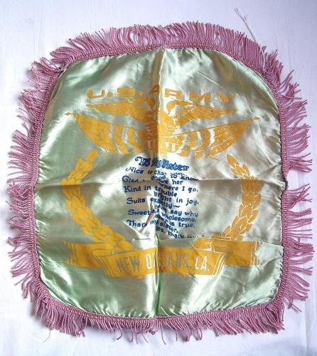 US Army Cushion Cover