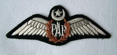 Pakistani Air Force Pilot Wing