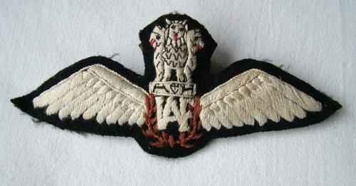 Indian Air Force Tropical Pilot Wing