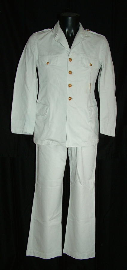 French Armee de L'Air Summer Uniform