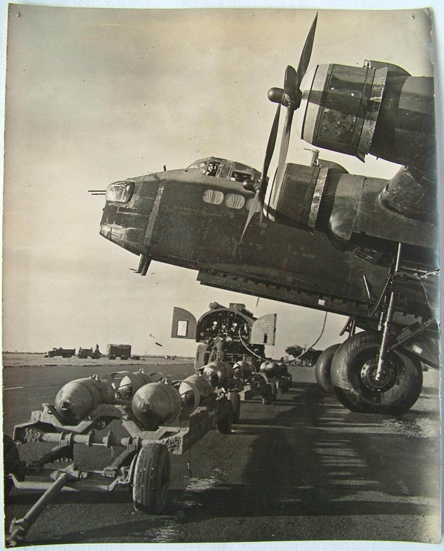 Press Photo - Stirling Bomber