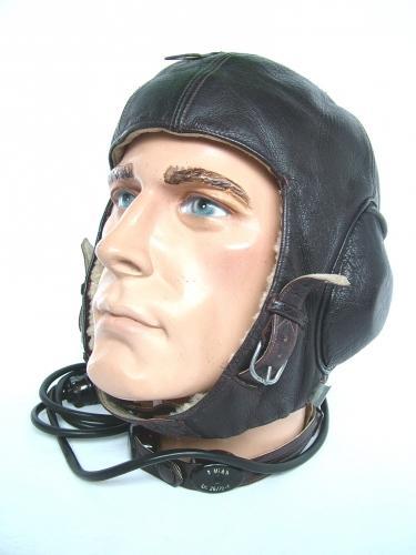 Luftwaffe LKpW101 Flying Helmet