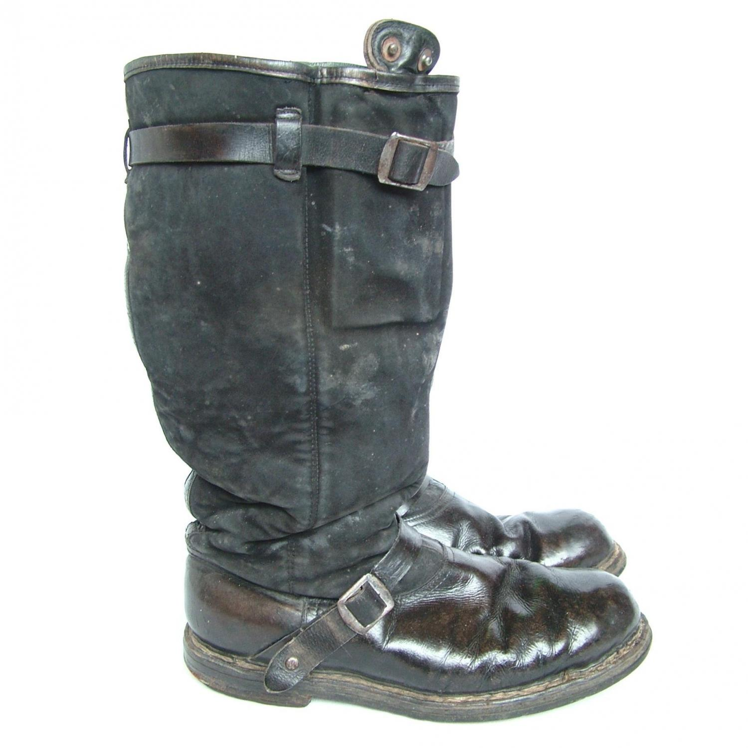 Luftwaffe Electrically Heated Flying Boots