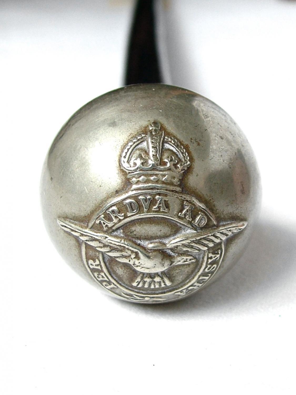 RAF Swagger Cane