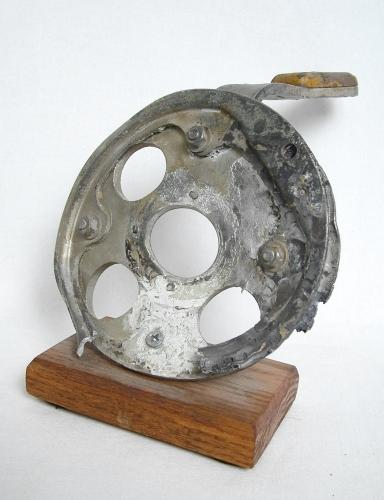 RAF Short Stirling Crashsite Selector Lever'