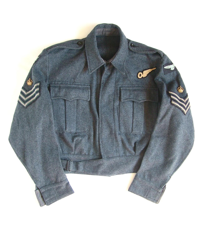 RAF Observer's War Service Dress Blouse