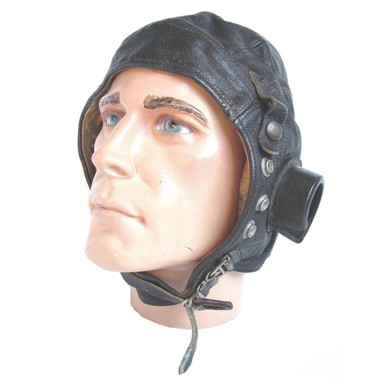 RAF C-type Flying Helmet - Early Pattern