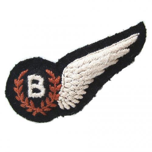 RAF Bomb Aimer Brevet
