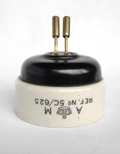 RAF Aircraft Magneto Switch