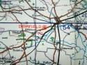 RAF Flight Map - England, North-East - picture 4