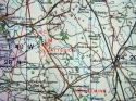 RAF Flight Map - England, North-East - picture 6