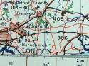RAF Flight Map - North Sea - picture 5