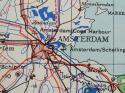 RAF Flight Map - North Sea - picture 7