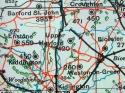 RAF Flight Map - Midlands & Wales - picture 7