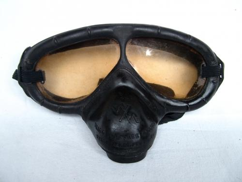Welco Fog-Free Goggles