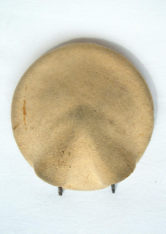 RAF Type D Oxygen Mask Blanking Plate