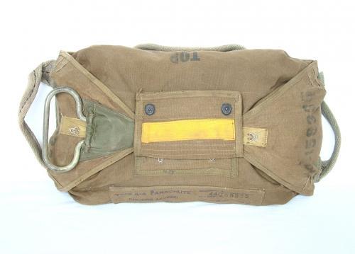 USAAF Type A-4 QAC Parachute Pack