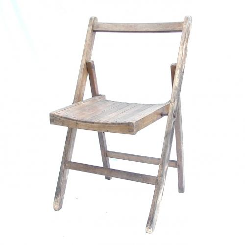 RAF Station Folding Chair