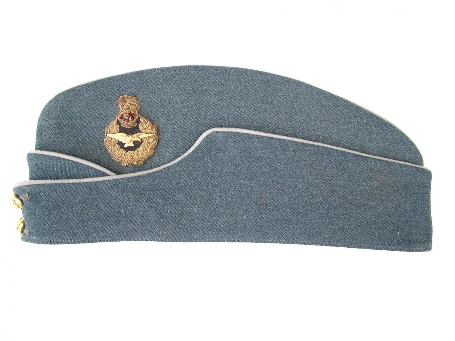RAF 'Air Rank' Field Service Cap