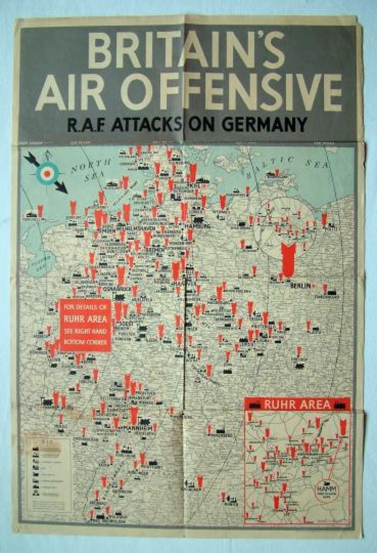 RAF Propaganda Poster, c.1940