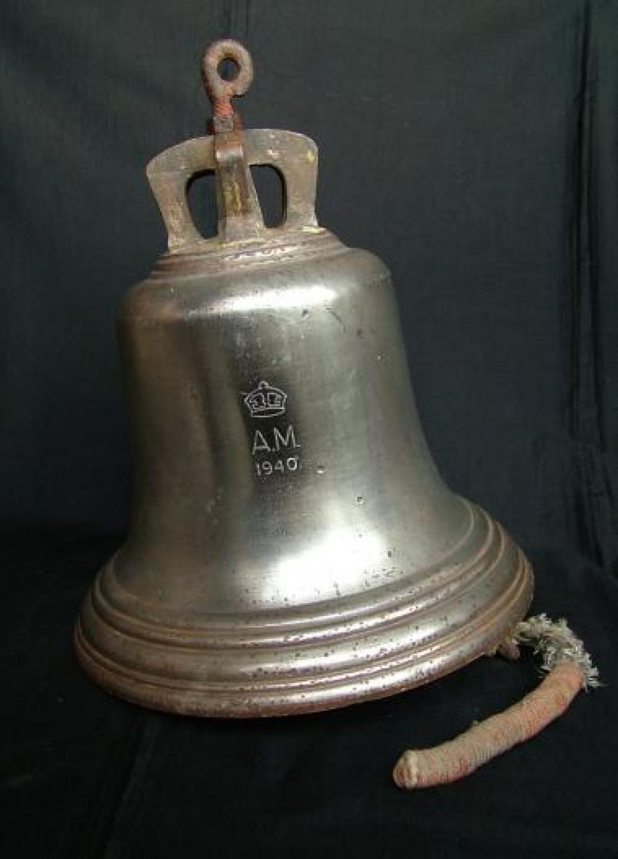 RAF Station 'Scramble' Bell  - 1940