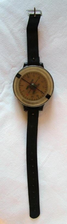 Luftwaffe AK-39 Armbandkompass