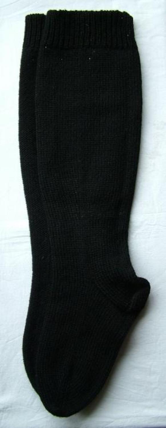 R.A.F. Aircrew Flying Boot Socks