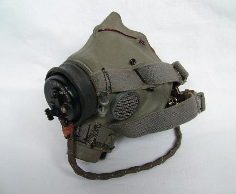 R.A.F. Type G Oxygen Mask